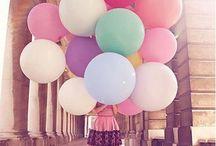 Keep me high ♥ / by Pinky