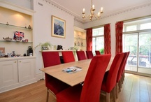 Dining Room Inspiration / by KimR