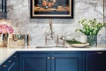 Kitchen and Dining Design / Innovative and beautiful kitchen and dining design inspiration.