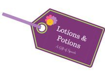 Lotions and potions