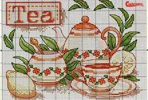 Cross Stitch Patterns / by Marla Ellis