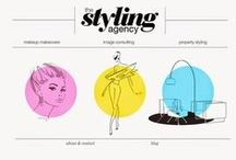 The Styling Agency / Look-books & style-boards by The Styling Agency.  What to wear?  #workwear #businessfashion #streetstyle #casualchic #partyclothes
