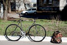 Bikes / by Alexandre Barbier
