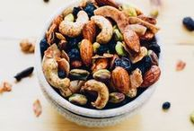Trail Mix Recipes / Nuts, dried fruit and everything in between. Let's make some trail mix.