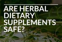 Herbal Supplements / Helping you find safe, effective herbal supplements.