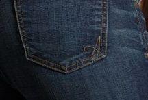 Women's Fall '14 / Denim, knits & fine gauge sweaters