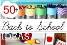 Back To School / Kids learn better on a full stomach. Here are some A+ ways to fill lunchboxes and fuel homework time with after-school snacks.