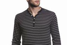 Men's Fall '14 / Denim, knits, fine gauge + wovens