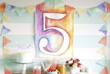 Party (decorations, invites, favors) / by cat moore