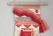 Weavings & Wall Hangings / Inspiration for my own weaving projects and related tutorials