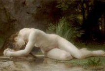 Paintings: Women & the female body in art (1600-) / The female body in art (1600-)