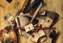 Paintings: Trompe-l'œil, Illusion, Surrealism
