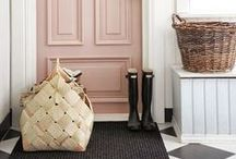 Make An Entrance... / Entry ways that dazzle!