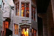 Liminal Spaces and Doorways