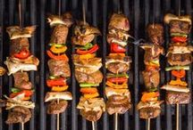 Grilling Season! / Heat up the grill with these tasty summertime recipes!
