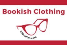| Bookish Clothing | / Bookish and Book Lover Tank Tops and T-Shirts for Men and Women