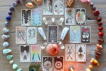 Tarot & Divination / Tarot, Lenormand, Marseilles, playing cards, bones, dice