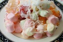 Cookbook:  Fruity Desserts & Dishes / by Angela A Smook-Marusak