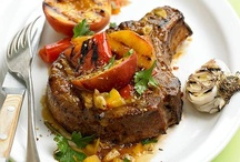 Cookbook:  Meat / by Angela A Smook-Marusak