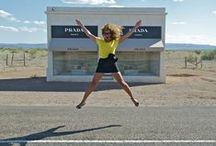 Marfa Luxe / Images, ideas, people, events or ideas that capture the feeling and quirkiness in Marfa.  / by Velvet Antler Marfa
