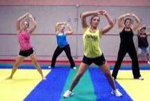 Gym :  Cardio & Sports / by Angela A Smook-Marusak