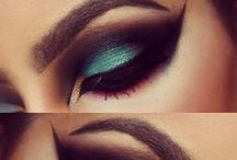 Make-Up /    / by Tiffany Hernandez
