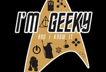 Im Geeky and i know it! / All things geeky just for you! ;) / by River Tardis