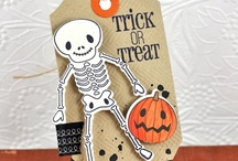 Halloween Cards/Tags / by Nancy Finlay