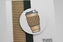 Coffee/Tea Cards / by Nancy Finlay