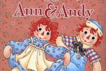 Books-Raggedy Ann/Johnny Gruelle / All types of Raggedy Ann and Andy books plus photos of Johnny Gruelle. Please refer to my other book boards and enjoy!