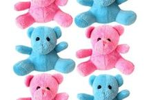 Small Soft Toy Animals / Great for groups of kids!