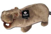 Safari Soft Toys / Soft toy giraffes, lions, plush hippos and many more!