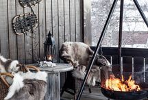 Mountain cabin=Fjällstugan