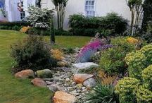 Puutarhaideoita - Garden ideas