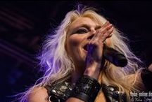 Pyraser Classic Rock Night 2013: Doro, Krokus, Rage, Kissin' Dynamite / More Pix @ http://www.tribe-online.de/music/events/pyraser-classic-rock-night-2013-doro-krokus-rage-u-a/