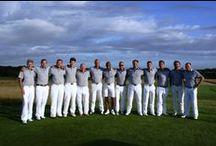 Members Wyder Cup 2013 / Team Dalton x Team Wallis