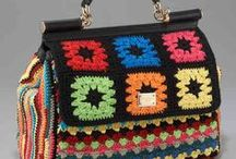 Crochet ~ Bags / Crochet bags or ideas
