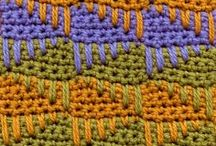 Crochet ~ Stitches and HowTo's / Nice stitches and tips for crocheters