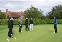 Ingenious Asset Management - 10th Oct / Putting Golf Clinic