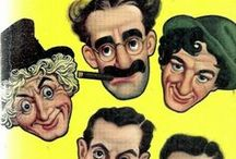 Film-Marx Brothers / Marx Brothers movie and personal history