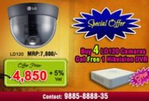 Brihaspathi Special Offers / Brihaspathi offers you and your family home security with various efficient security systems. We provide flawless high end security systems that help you monitor your home and companies from burglary, fire and other critical condition. You name the security system you want and we ensure you fast and reliable security services. We customize security systems based on your needs and requirements.