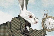 Fanboard: Alice in Wonderland