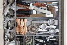 Organization / Organization DIY, tips, and tricks