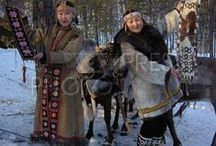 Якутский костюм / Yakut costume