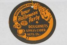 Halloween- Vintage Ads/Promotions /  Vintage ads and promotions with a Halloween theme-visit my other Halloween boards and enjoy!