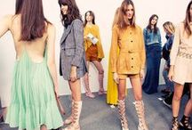 Womenswear SS15 / A collection of inspirational womenswear catwalk imagery from SS15 from BDA London.