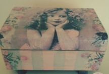 MY ART / DECOUPAGE