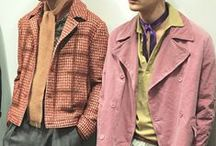 Menswear AW15 / Inspirational Catwalk imagery from the menswear AW15 runway from BDA London.
