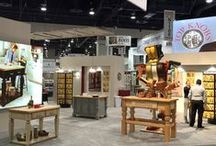 Kitchen & Bath Industry Show 2015 / Photos from our booth at KBIS 2015