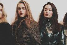 Womenswear AW15 / Womens AW15 Catwalk Fashion: New York, London, Milan, Paris.